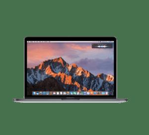 Aluguel de Macbook